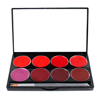 Mehron L.I.P. Color Cream Palette - Night Palette (103-PAL-N) | Camera Ready Cosmetics - 4