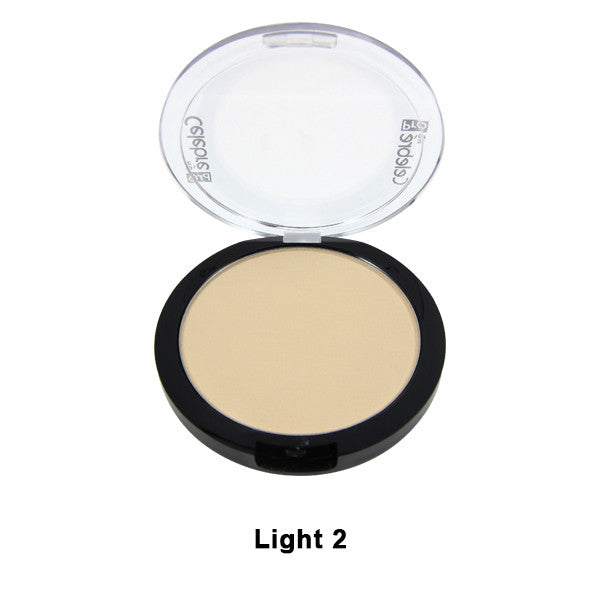 Mehron Celebre Pro-HD Pressed Powder - Light 2 LT2 | Camera Ready Cosmetics - 4
