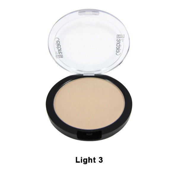 Mehron Celebre Pro-HD Pressed Powder - Light 3 LT3 | Camera Ready Cosmetics - 6