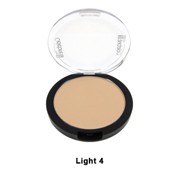 Mehron Celebre Pro-HD Pressed Powder - Light 4 LT4 | Camera Ready Cosmetics - 7