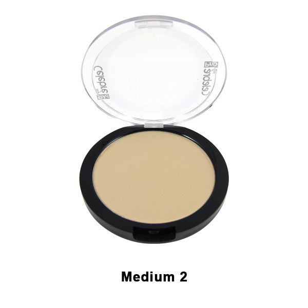 Mehron Celebre Pro-HD Pressed Powder - Medium 2 ME2 | Camera Ready Cosmetics - 9