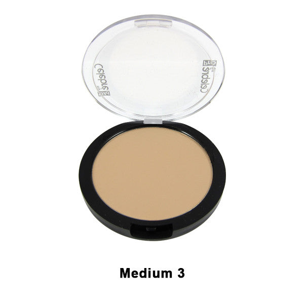 Mehron Celebre Pro-HD Pressed Powder - Medium 3 ME3 | Camera Ready Cosmetics - 10