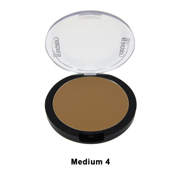 Mehron Celebre Pro-HD Pressed Powder - Medium 4 ME4 | Camera Ready Cosmetics - 11