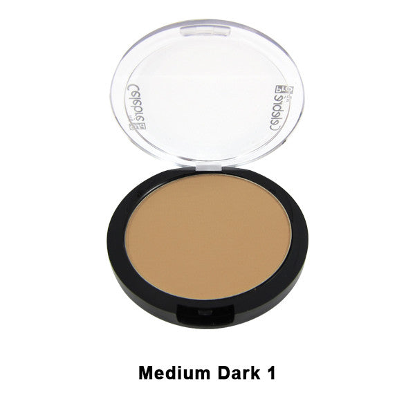 Mehron Celebre Pro-HD Pressed Powder - Med-Dark 1 MD1 | Camera Ready Cosmetics - 12