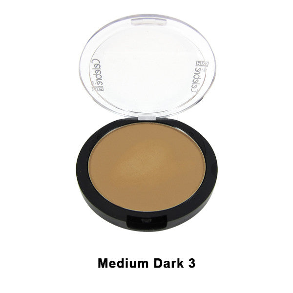 Mehron Celebre Pro-HD Pressed Powder - Med-Dark 3 MD3 | Camera Ready Cosmetics - 14