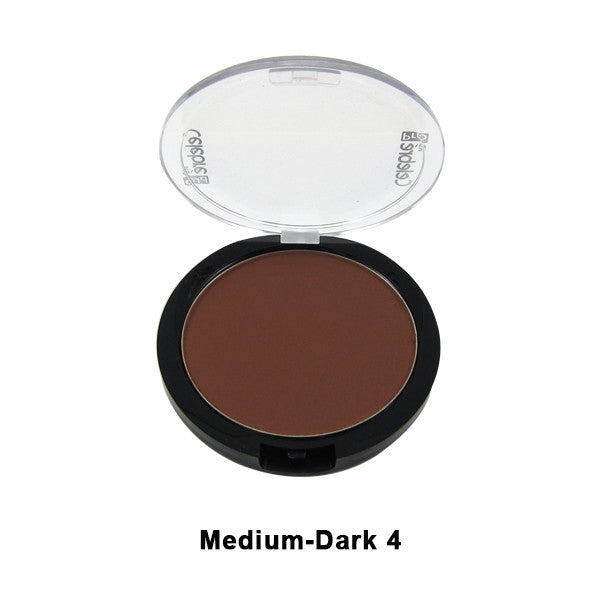 Mehron Celebre Pro-HD Pressed Powder - Med-Dark 4 MD4 | Camera Ready Cosmetics - 15
