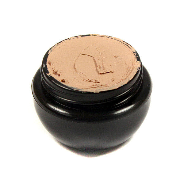 SAMPLE of Ben Nye Creme Foundation - Alabaster (P-43) | Camera Ready Cosmetics - 2