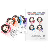 MustaeV - Mood Therapy Mask (4 Pack)