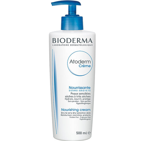 alt Bioderma Atoderm Cream 500 ml - 16.9 fl. oz.