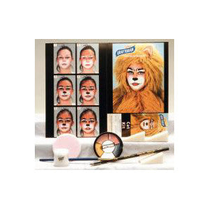 Graftobian Complete Halloween Kit - Cat Kit (88851) | Camera Ready Cosmetics - 4