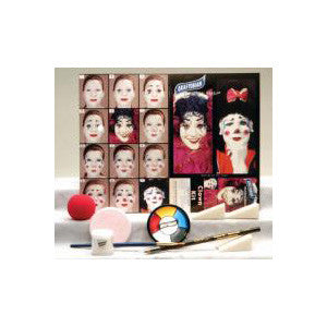 alt Graftobian Complete Halloween Kit Clown Kit (88850)