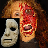 Graftobian Foam Latex FX Faces - Skinned Face (89454) | Camera Ready Cosmetics - 6