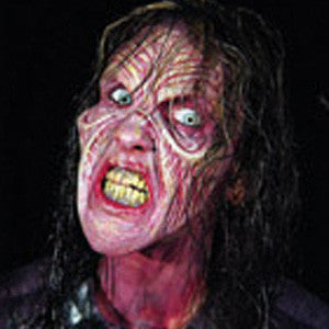 Graftobian Foam Latex FX Faces - Zombie Withered (89461) | Camera Ready Cosmetics - 8