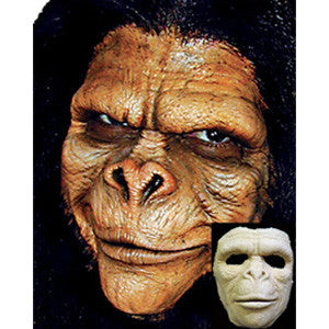 Graftobian Foam Latex Woochie Face - Ape Man (89405) | Camera Ready Cosmetics - 2