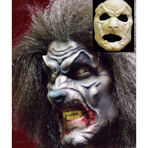 Graftobian Foam Latex Woochie Face - Werewolf (89406) | Camera Ready Cosmetics - 12
