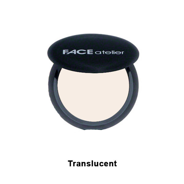 Face Atelier Ultra Pressed Powder - Translucent | Camera Ready Cosmetics - 7