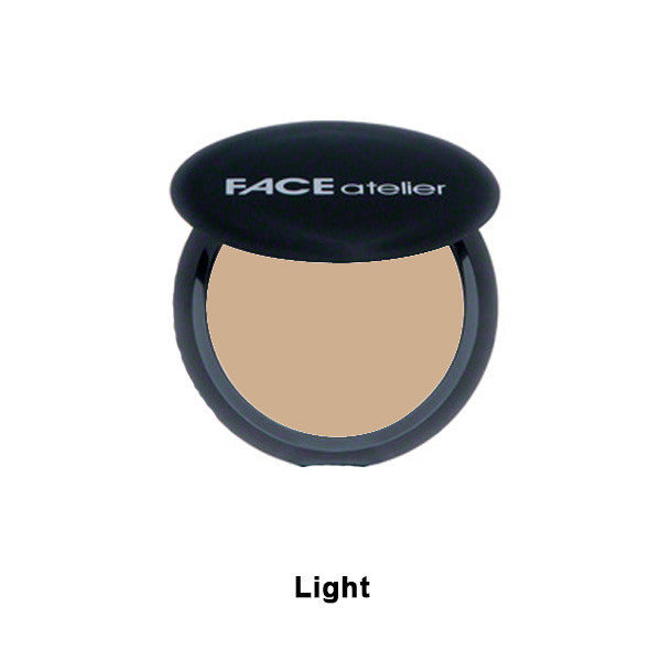 Face Atelier Ultra Pressed Powder - Light | Camera Ready Cosmetics - 5