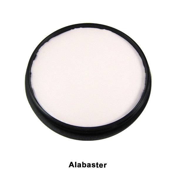 Mehron Foundation Greasepaint - Alabaster (102-1B) | Camera Ready Cosmetics - 2
