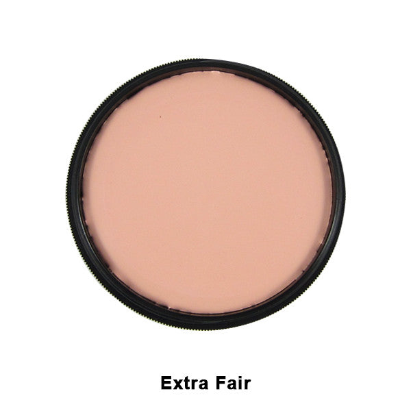 Mehron Foundation Greasepaint - Extra Fair (102-2B) | Camera Ready Cosmetics - 8