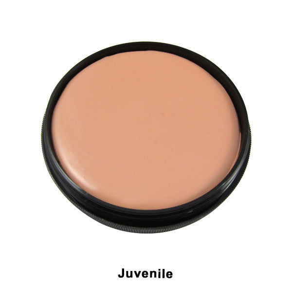 Mehron Foundation Greasepaint - Juvenile (102-3B) | Camera Ready Cosmetics - 12