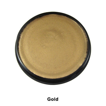 Mehron Foundation Greasepaint - Gold (102-GD) | Camera Ready Cosmetics - 10