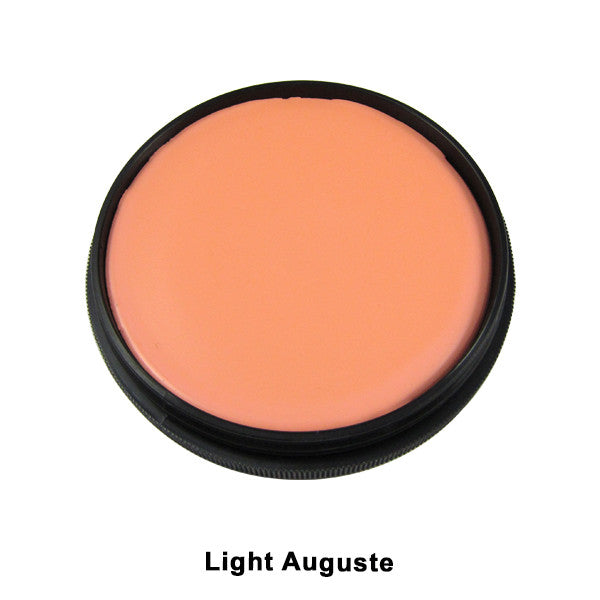 Mehron Foundation Greasepaint - Light Auguste (102-AL) | Camera Ready Cosmetics - 13