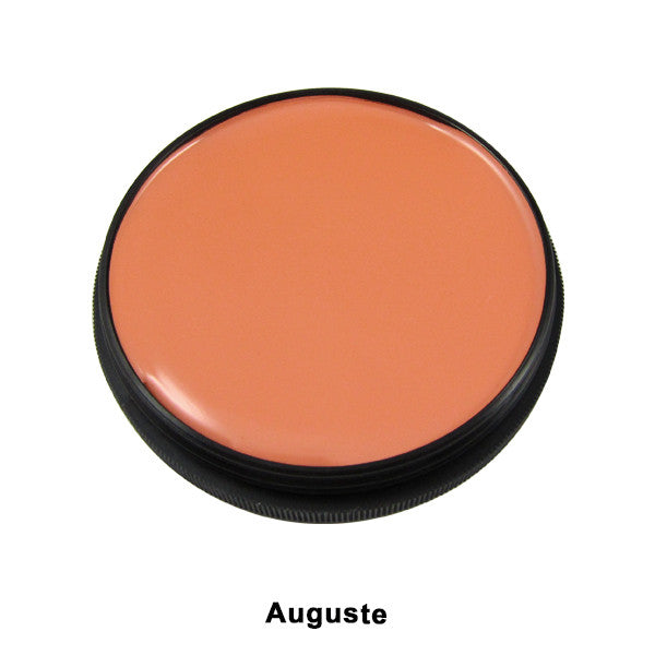 Mehron Foundation Greasepaint - Auguste (102-A) | Camera Ready Cosmetics - 4