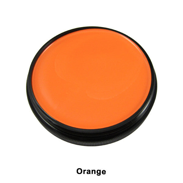 Mehron Foundation Greasepaint - Orange (102-O) | Camera Ready Cosmetics - 18