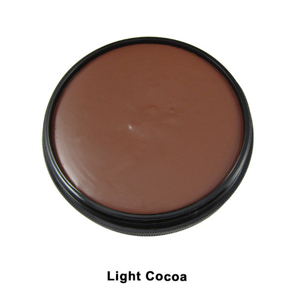 Mehron Foundation Greasepaint - Light Cocoa (102-4C) | Camera Ready Cosmetics - 14