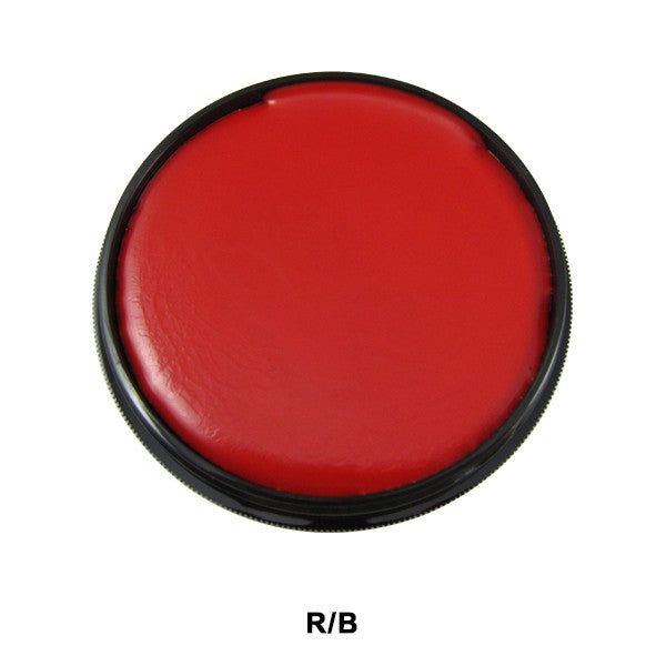Mehron Foundation Greasepaint - R/B Red (102-RB) | Camera Ready Cosmetics - 20
