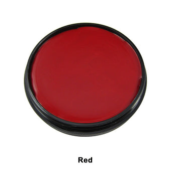 Mehron Foundation Greasepaint - Red (102-R) | Camera Ready Cosmetics - 21