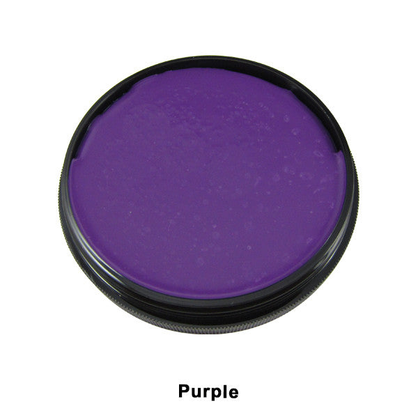 Mehron Foundation Greasepaint - Purple (102-P) | Camera Ready Cosmetics - 19