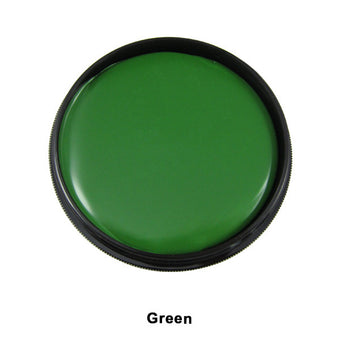 Mehron Foundation Greasepaint - Green (102-G) | Camera Ready Cosmetics - 11