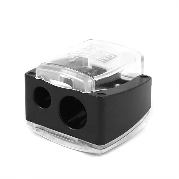 alt Ben Nye Pencil Sharpeners Dual Hole Sharpener (DP)