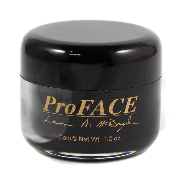Mehron ProFACE Gala Competition Makeup - Black (PFG-B) | Camera Ready Cosmetics - 2