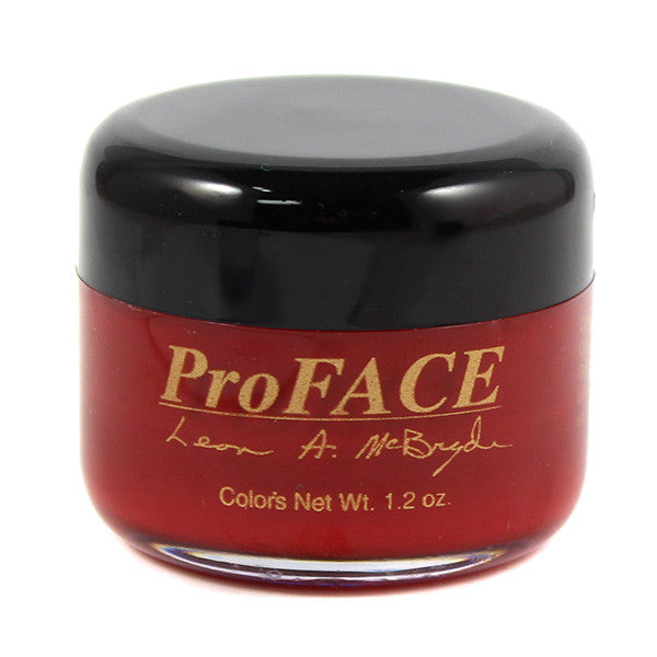 Mehron ProFACE Gala Competition Makeup - Red (PFG-R) | Camera Ready Cosmetics - 3