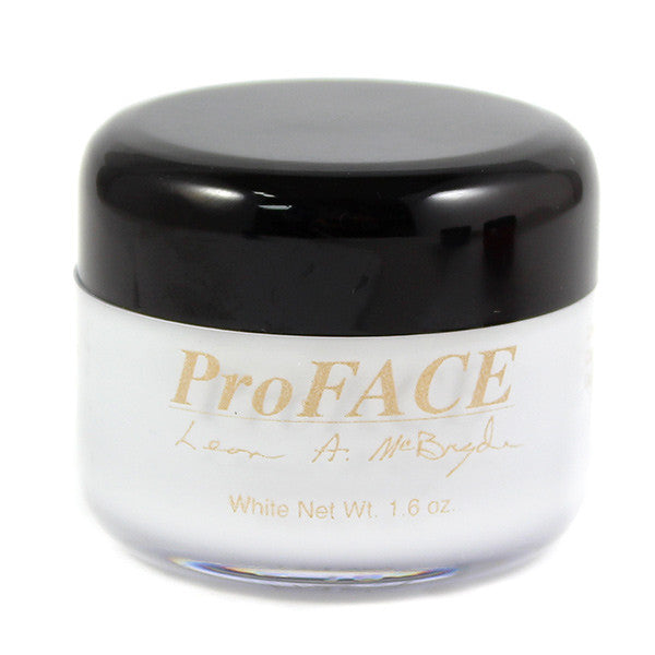 Mehron ProFACE Gala Competition Makeup - White (PFG-W) | Camera Ready Cosmetics - 4