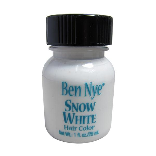 Ben Nye Liquid Hair Color - Snow White / 1 oz | Camera Ready Cosmetics - 17