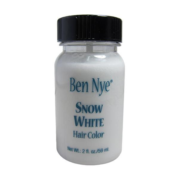 Ben Nye Liquid Hair Color - Snow White / 2 oz | Camera Ready Cosmetics - 18
