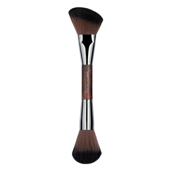 alt Make Up For Ever Double-Ended Sculpting Brush (59158)