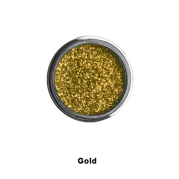 OCC Glitter - Gold | Camera Ready Cosmetics - 6