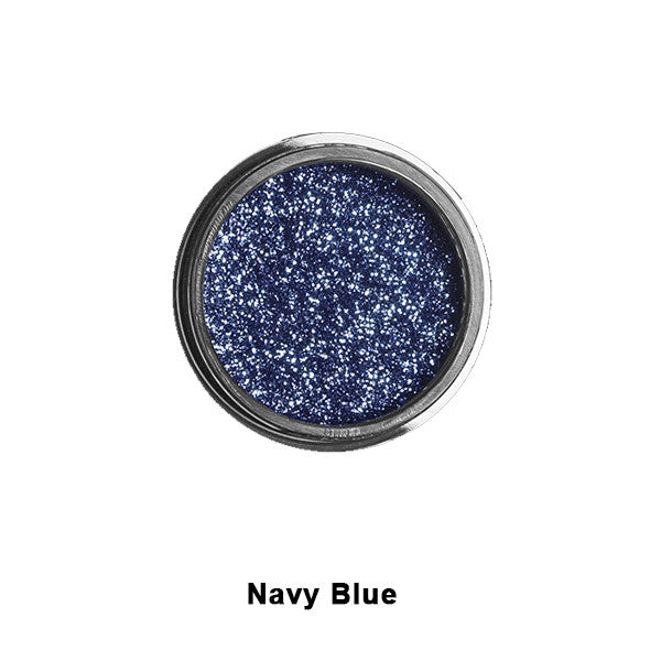OCC Glitter - Navy Blue | Camera Ready Cosmetics - 10