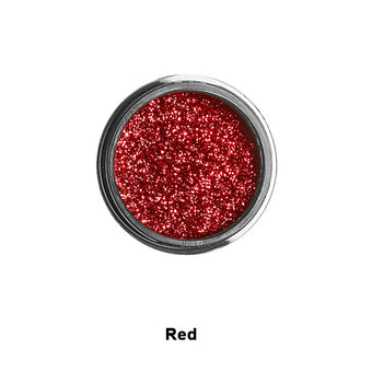 OCC Glitter - Red | Camera Ready Cosmetics - 12
