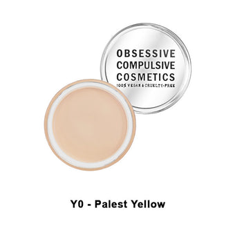 OCC SKIN: CONCEAL - Y0 - Palest Yellow | Camera Ready Cosmetics - 9
