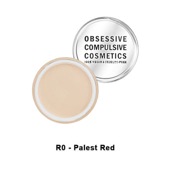 OCC SKIN: CONCEAL - R0 - Palest Red | Camera Ready Cosmetics - 2