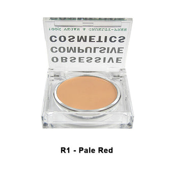 OCC SKIN: CONCEAL - R1 - Pale Red | Camera Ready Cosmetics - 4