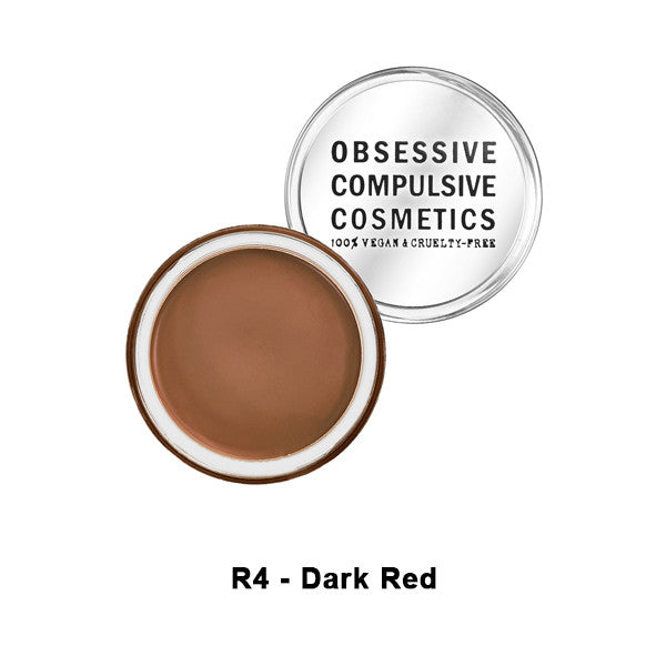 OCC SKIN: CONCEAL - R4 - Dark Red | Camera Ready Cosmetics - 7