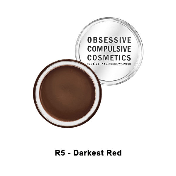 OCC SKIN: CONCEAL - R5 - Darkest Red | Camera Ready Cosmetics - 8