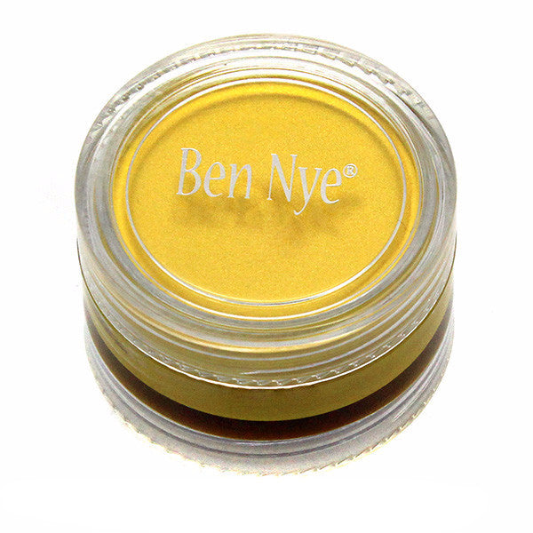 Ben Nye Lumiere Creme Colours - Sun Yellow (LCR-6) | Camera Ready Cosmetics - 18