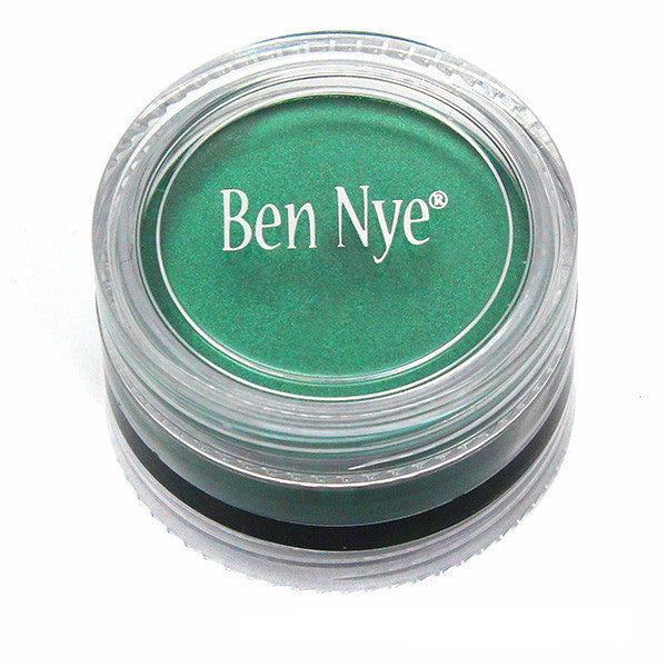 Ben Nye Lumiere Creme Colours - Jade (LCR-10) | Camera Ready Cosmetics - 14